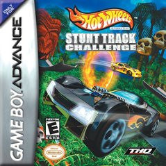 Hot Wheels Stunt Track Challenge Game Boy Advance Game Off the Charts