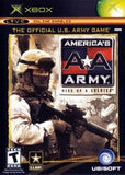 American Army Rise of a Soldier Xbox Game Off the Charts