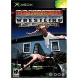 Backyard Wrestling Xbox Game Off the Charts