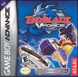 Beyblade V Force Game Boy Advance Game Off the Charts