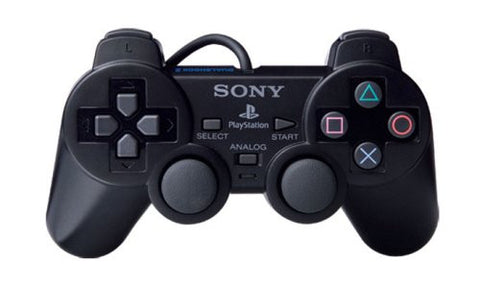 Original Sony Playstation 2 Dualshock Controller Playstation 2 Accessory Off the Charts