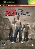 25 To Life Xbox Game Off the Charts
