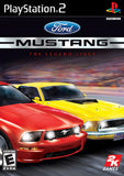 Ford Mustang: The Legend Lives Playstation 2 Game Off the Charts