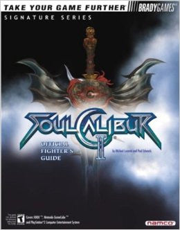 Soul Calibur 2 Official Fighters Guide Strategy Guide Strategy Guide Off the Charts