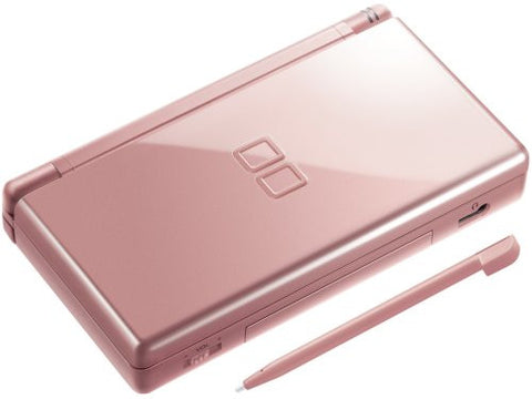 Metallic Rose DS Lite Console - Off the Charts Video Games