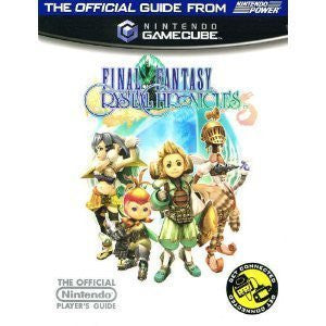 Final Fantasy Crystal Chronicles Official Guide Nintendo Power Strategy Guide Off the Charts