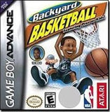 Backyard Basketball Game Boy Advance Game Off the Charts
