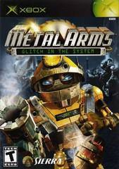 Metal Arms Glitch in the System Xbox Game Off the Charts