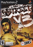 NBA Street V3 Playstation 2 Game Off the Charts