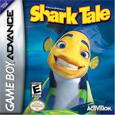 Shark Tale Game Boy Advance Game Off the Charts