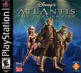 Atlantis: The Lost Empire - Off the Charts Video Games
