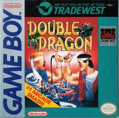 Double Dragon Game Boy Game Off the Charts