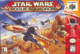 Star Wars Rogue Squadron Nintendo 64 Game Off the Charts