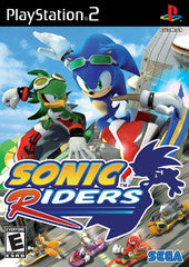 Sonic Riders - Off the Charts Video Games