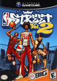 NBA Steet Vol. 2 Nintendo Gamecube Game Off the Charts