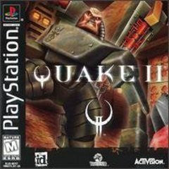 Quake II Playstation Game Off the Charts