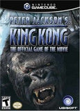 Peter Jackson's King Kong Nintendo Gamecube Game Off the Charts