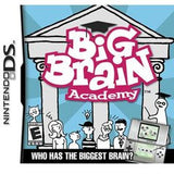 Big Brain Academy Nintendo DS Game Off the Charts