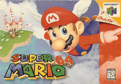 Super Mario 64 - Cartridge Only - Off the Charts Video Games