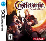 Castlevania Portrait Of Ruin Nintendo DS Game Off the Charts