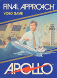 Final Approach Atari 2600 Game Off the Charts