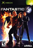 Fantastic 4 Xbox Game Off the Charts