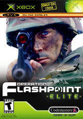 Operation Flashpoint Elite Xbox Game Off the Charts