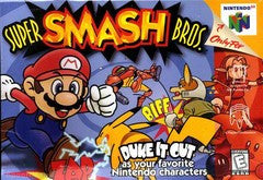 Super Smash Bros. - Off the Charts Video Games