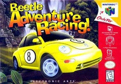 Beetle Adventure Racing Nintendo 64 Game Off the Charts