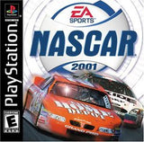Nascar 2001 Playstation Game Off the Charts
