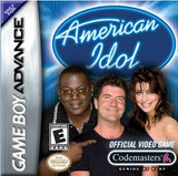 American Idol Game Boy Advance Game Off the Charts