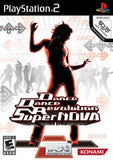 Dance Dance Revolution Supernova Playstation 2 Game Off the Charts