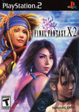 Final Fantasy X-2 Playstation 2 Game Off the Charts