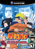 Naruto Clash of Ninja Nintendo Gamecube Game Off the Charts