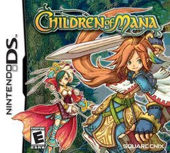 Children of Mana Nintendo DS Game Off the Charts