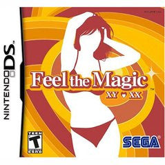 Feel The Magic XY & XX Nintendo DS Game Off the Charts