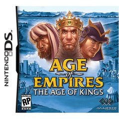 Age of Empires The Age of Kings Nintendo DS Game Off the Charts
