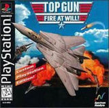 Top Gun Fire at Will Playstation Game Off the Charts