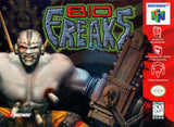 Bio Freaks - Off the Charts Video Games