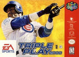 Triple Play 2000 - Off the Charts Video Games