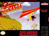 Pac-Man 2 The New Adventures Super Nintendo Game Off the Charts