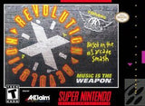 Revolution X: Music Is The Weapon Super Nintendo Game Off the Charts