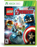 Lego Marvel Avengers Xbox 360 Game Off the Charts