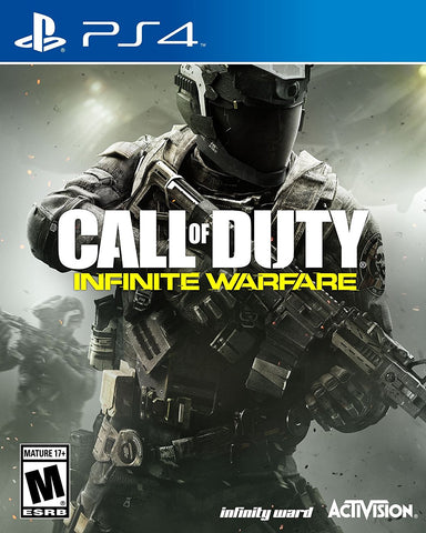 Call of Duty: Infinite Warfare - Standard Edition - PlayStation 4 [PlayStation 4] Playstation 4 Game Off the Charts