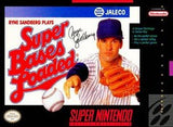 Super Bases Loaded Super Nintendo Game Off the Charts