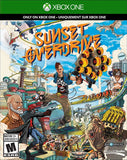 Sunset Overdrive - Off the Charts Video Games