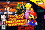 Super Mario RPG: Legend of the seven Stars Super Nintendo Game Off the Charts