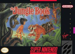 The Jungle Book Super Nintendo Game Off the Charts