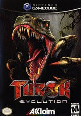 Turok Evolution Nintendo Gamecube Game Off the Charts