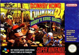 Donkey Kong Country 2: Diddy Kongs Quest Super Nintendo Game Off the Charts